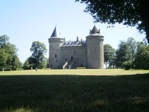 Chateaubriand, Combourg, château