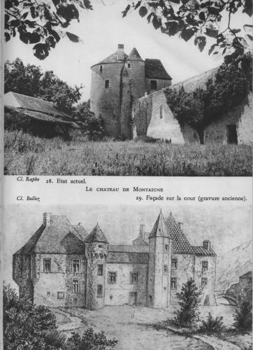 Michel de Montaigne, Saint-Michel-de-Montaigne (24), Les Essais