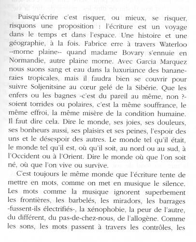 Tunisie, Becheur, Hacen, ecriture, poesie