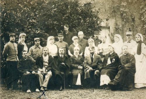 Louis Bredeloux, hôpital militaire, guerre 1914-1918.jpg