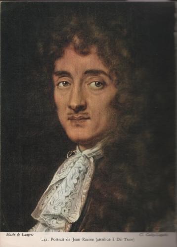 Jean Racine, La Ferté-Milon, Port-Royal-des-Champs, Saint-Etienne-du-Mont,