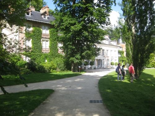 1 Maison de Chateaubriand Vallée aux loups Chatenay-Malabry.JPG